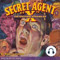 Secret Agent X #2