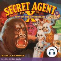 Secret Agent X #5