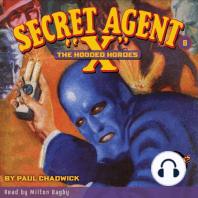 Secret Agent X #8
