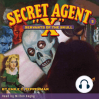 Secret Agent X #9