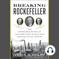 Breaking Rockefeller