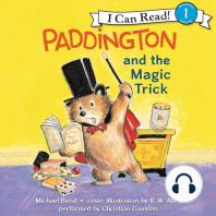 Paddington and the Magic Trick