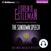The Sundown Speech