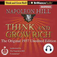 Think and Grow Rich (1937 Edition)