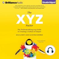 The XYZ Factor