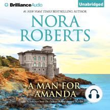 A Man for Amanda: A Selection from The Calhoun Women: Amanda & Lilah