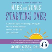 Mars and Venus Starting Over