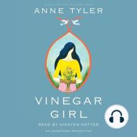 Vinegar Girl: Hogarth Shakespeare