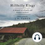 Аудиокнига, Hillbilly Elegy: A Memoir of a Family and Culture in Crisis - Слушать аудиокнигу бесплатно, активировав пробный период