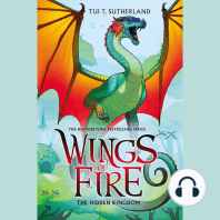 Wings of Fire, Book #3