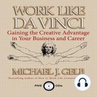 Work Like da Vinci