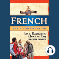 French Basic Conversation