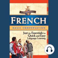 French Basic Conversation