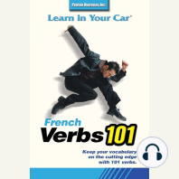 French Verbs 101