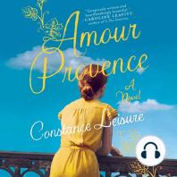 Amour Provence: A Novel