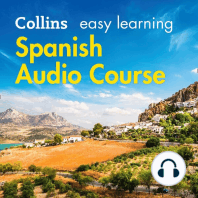Collins Complete Spanish Audio Course