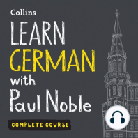 Learn German with Paul Noble: Complete Course