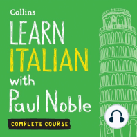 Learn Italian with Paul Noble: Complete Course