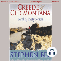 Creede of Old Montana
