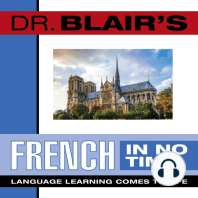 Dr. Blair's French in No Time