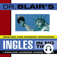 Dr. Blair's Inglés in No Time