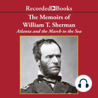 The Memoirs of William T. Sherman—Excerpts