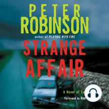 Strange Affair: A Novel of Suspense
