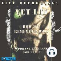 Vet Lit: How We Remember War