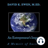 An Entrepreneur's Impact