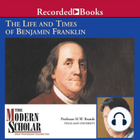 The Life and Times of Benjamin Franklin