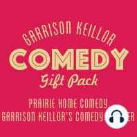 Garrison Keillor Comedy Gift Pack