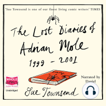 The Lost Diaries of Adrian Mole 1999-2001