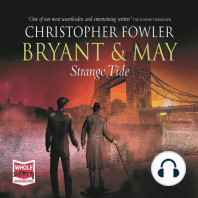 Bryant & May - Strange Tide