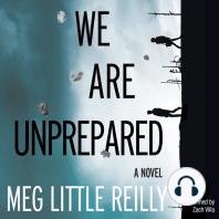 We Are Unprepared
