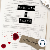 Undeath and Taxes