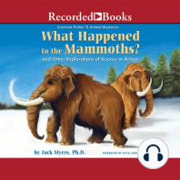 What Happened to the Mammoths?