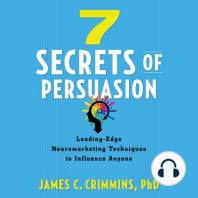 7 Secrets of Persuasion