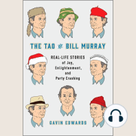 The Tao of Bill Murray