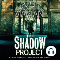 Shadow Project, The (Ben Hope, Book 5)