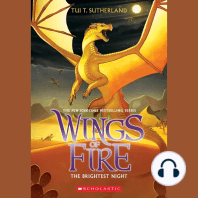 Wings of Fire, Book #5