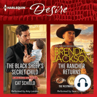 The Black Sheep's Secret Child & The Rancher Returns