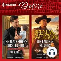 The Black Sheep's Secret Child & The Rancher Returns