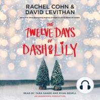 The Twelve Days of Dash & Lily