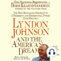 Lyndon Johnson and the American Dream