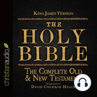 Holy Bible, The