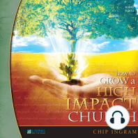 How to Grow a High Impact Church: Volume 3