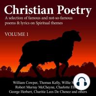 Christian Poetry Volume 1