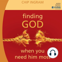 Finding God When You Need Him Most