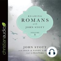 Reading Romans with John Stott