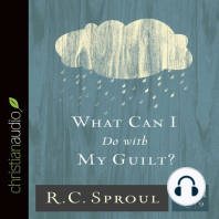 What Can I Do with My Guilt?